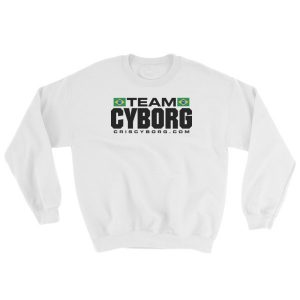 Get the Team Cyborg Sweatshirt in the STORE TODAY