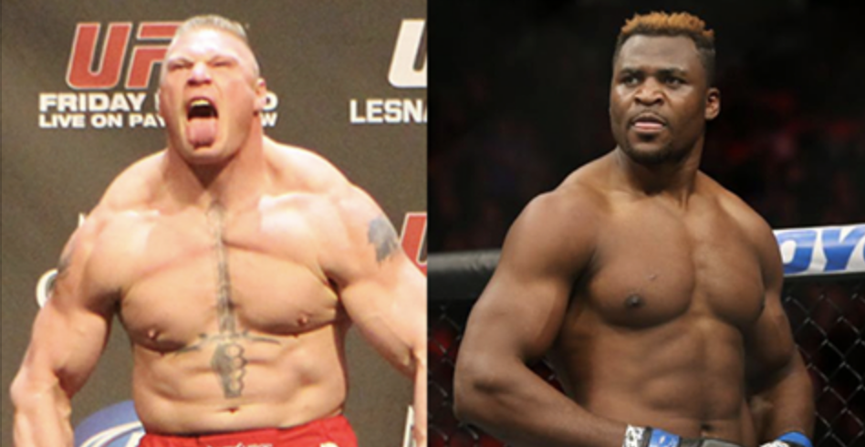 Francis ngannou Archives - The Official Website of Cristiane