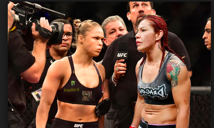 Ronda rousey espn rather valuable