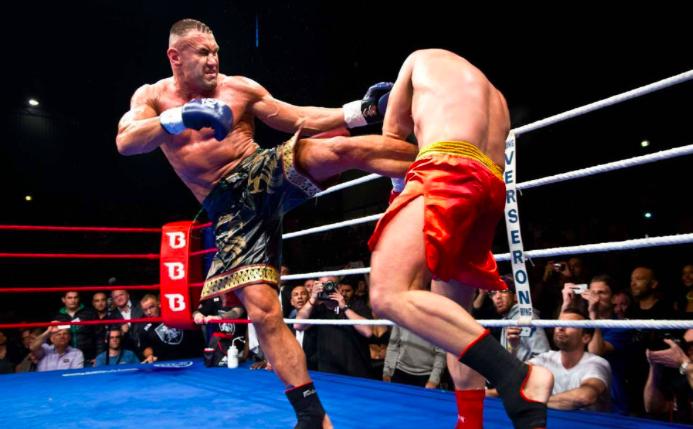 K1 legend Jerome LeBanner to fight in Open Weight Class MMA