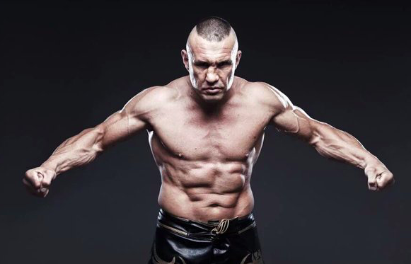 Jerome Le Banner out of Open Weight MMA Tournament replaced