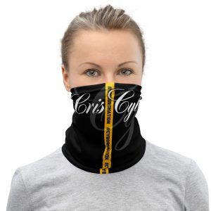 "Face Cover – ""Cris Cyborg #CYBORGNATION"" – Black"